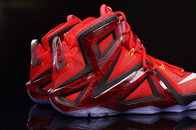 half off 521a7 2dc98 Available Now: Nike LeBron 12 Elite