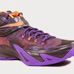 Nike Releases Brand New Purple & Hyper Crimson Soldier 8's