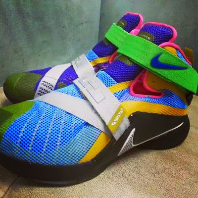 first look at soldier 9 quotmulticolorquot� more colorful than