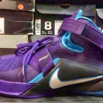 Nike Zoom LeBron Soldier IX (9) – Summit Lake Hornets