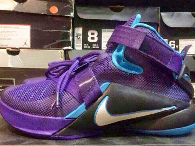 Nike Lebron Soldier 9 - 2015 04 06 Nike Zoom Lebron Soldier Ix 9 Summit Lac Hornets Usine