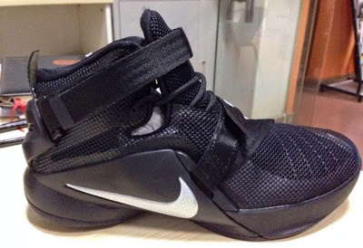 Introducing the Nike Zoom Soldier 9