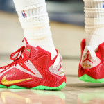 James Debuts Sprite's #LeBronMix PE in Vintage Game 5 Performance