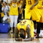 LeBron's Triple Double Lifts Cavs in Thriller to Take 3-0 Lead