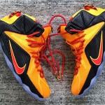 """Cleveland"" Nike LeBron 12 aka ""The Land"" Drops on June 13th"