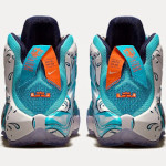 """Available Now: Kids' Exclusive Nike LeBron 12 GS """"Buckets"""""""