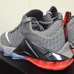 "Detailed Look at Upcoming Nike LeBron 12 Low ""Hot Lava"""