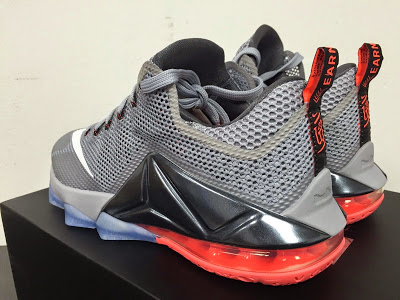 fc6ddffd172 Detailed Look at Upcoming Nike LeBron 12 Low
