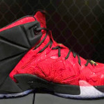 "Nike Sportswear's ""Red Paisley"" LeBron 12 EXT Unveiled"