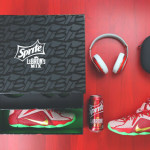 "Up Close With the Nike LeBron 12 + Beats + Sprite ""LeBron's Mix"" Pack"