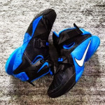 New LeBron Zoom Soldier 9 That's Ideal For Kentucky or Duke