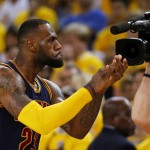 Series Tied 1-1 After LeBron's Triple-Double in Game 2 of the NBA Finals