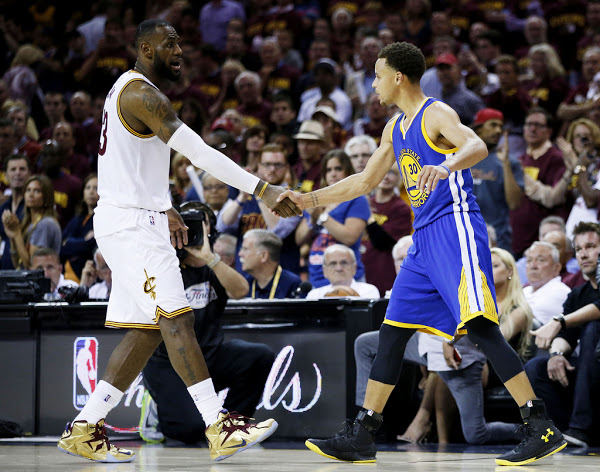 Not This Year. Cavs Fall Short. Dubs Are Champions. Iggy = MVP. | NIKE LEBRON - LeBron James Shoes