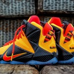 "Available Now: Nike LeBron 12 ""Witness"""