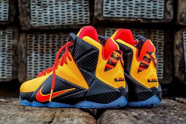 Available Now: Nike LeBron 12