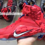 "Closer Look at the Patriotic Nike LeBron 12 ""4th of July"""