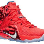 "Catalog Image Look at the Upcoming LeBron XII ""4th of July"""