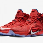 Release Reminder: Nike LeBron XII (12) 4th of July