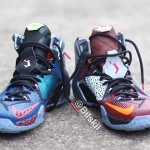 """A Slightly Better Look at """"What The"""" Nike LeBron 12"""