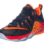 """Nike LeBron 12 Low """"Fishing Scales"""" Available in Kids' Sizes"""