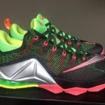 "Upcoming Nike LeBron 12 Low ""Remix"" – Real Photo"