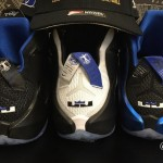 There Are 3 Different LeBron 12 PEs Personalized For Duke Blue Devils