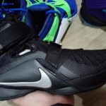 """Nike LeBron Soldier 9 """"Blackout"""" Launches on July 3rd, Also."""
