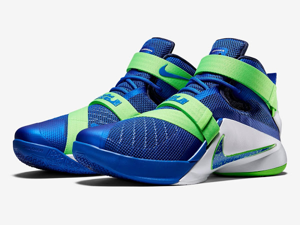 official photos 213f3 fb3c3 Nike LeBron Soldier 9 Launches on July 3rd Including the Sprite   NIKE  LEBRON - LeBron James Shoes