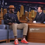 "LBJ Unveils New ""Trainwreck"" LeBron 12 Low on Jimmy Fallon"