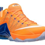 "Nike LeBron 12 Low ""Knicks"" Drops On July 30th"
