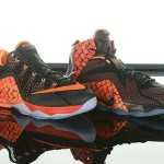 "LeBron 12 ""Fish Scale"" GS Pack That's Supposed to Look Like a Dragon"