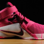"First Look at LeBron Soldier IX ""Kay Yow"" / ""Think Pink"""