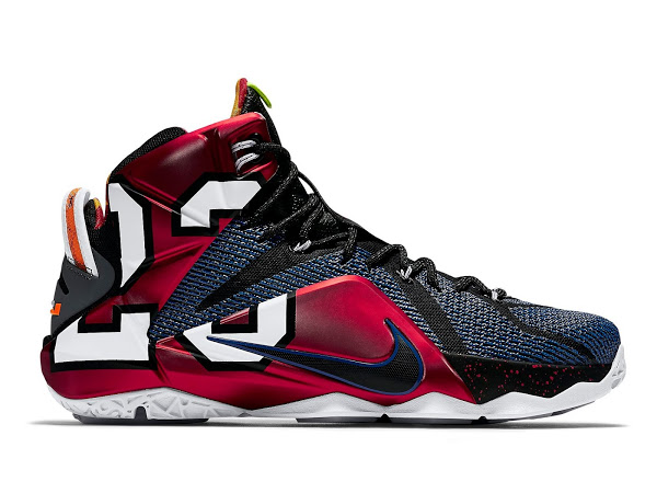 "The Complete Makeover of the ""WHAT THE"" LeBron 12 