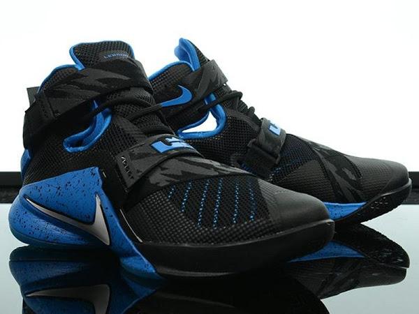 Lebron 9 All Blue