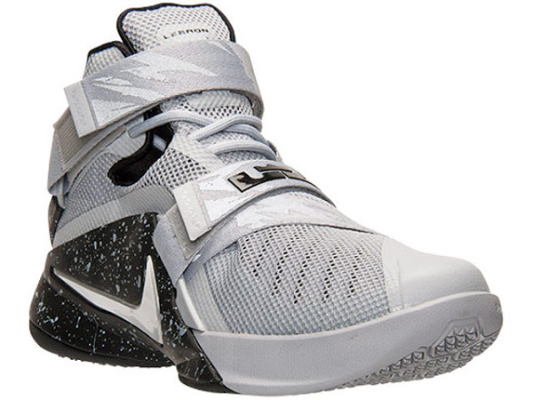 72bbb625c29c ... 11-08-2015 This Grey   Black LeBron Soldier 9 Joins the Premium Club ...