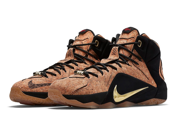 14d736ecdc04e ... switzerland nike lebron lebron james shoes release reminder nike lebron  12 ext kings cork close ups