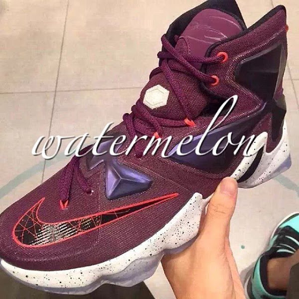 5981518a609 best heres your first look at lebron 13 in adult version nike lebron lebron  james shoes