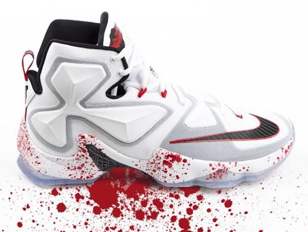 Release Reminder: Nike LeBron XIII (13