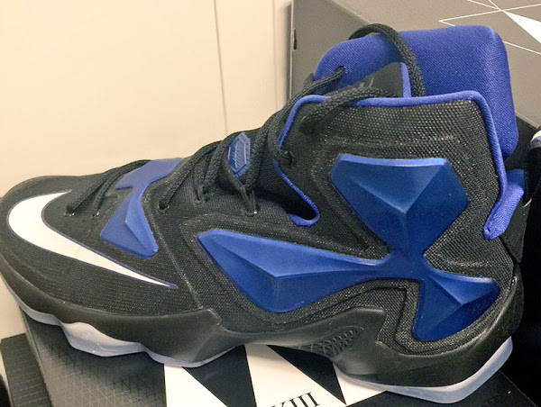 quality design 981a5 ecc04 09-11-2015 The Duke Blue Devils  Yet Another Nike LeBron 13 PE ...
