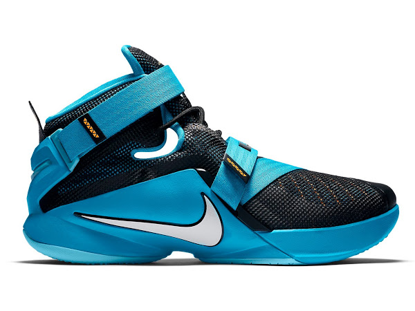 official photos 616d9 924d1 The Nike LeBron Soldier 9 Launches Today in 6 Colorways ...