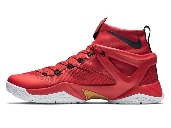 Nike LeBron Ambassador 8 \