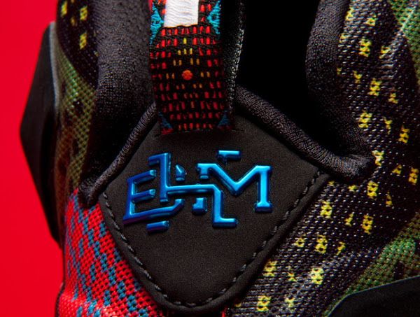 competitive price aa750 11024 ... 18-01-2016 Release Reminder  Nike LeBron XIII Black History Month ...