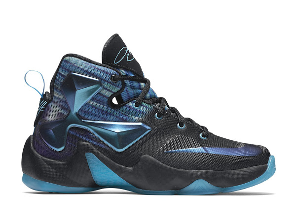 more photos 790cc c159b ... 05-01-2016 Nike Adds Summit Lake Hornets Look to LeBron 13 For Kids ...