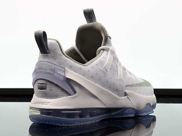 7555d61c7b nike lebron st iii grey basketball shoes