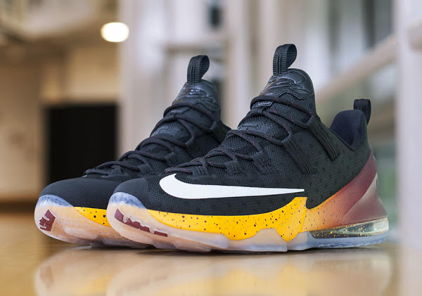 06c48529bea Here Are More of J.R. Smith s Amazing Nike LeBron 13 Low Cavs PEs ...