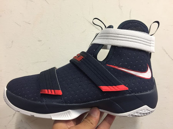 sports shoes 0a3f0 8f0ee Available Now: Nike LeBron Soldier 10 USA Gold | NIKE LEBRON ...