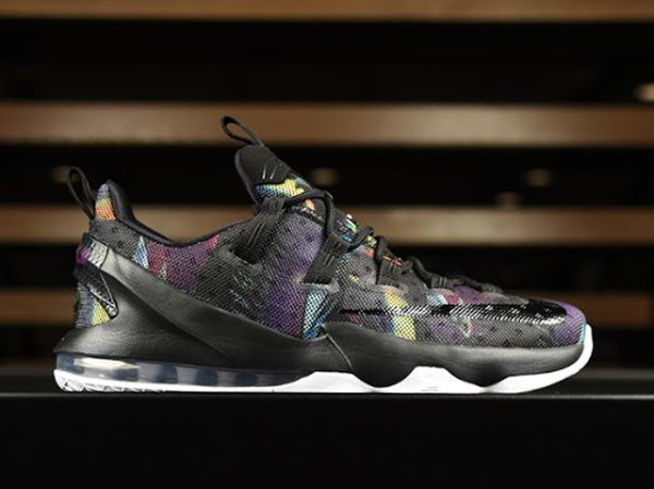 new product d785c 49b62 Available Now: Nike LeBron 13 Low