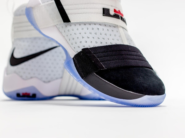 online retailer ae02d 0d331 Available Now: Nike LeBron Soldier 10