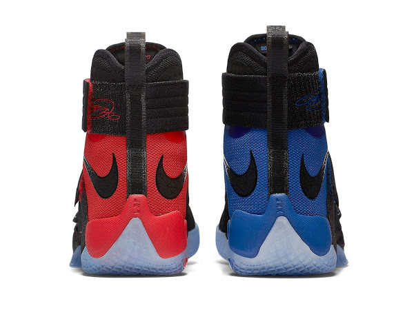 on sale 99dd9 ca723 New Blue & Red Signature Solder 10's Available at Finishline ...