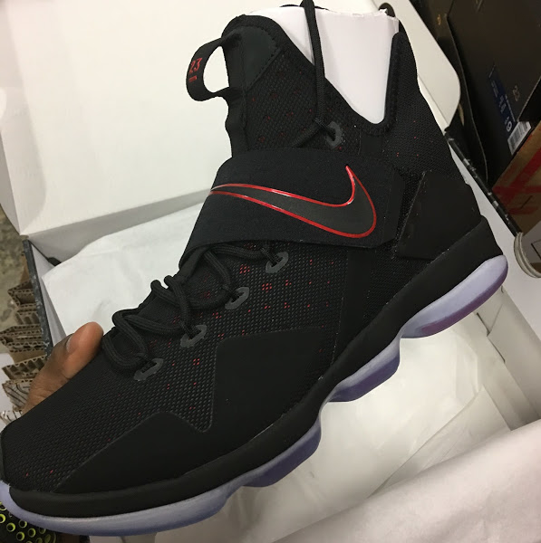 official photos 882a7 4b568 ... low cost 22 04 2017 nike finally rolling out new lebron 14s including  these breds 74e08